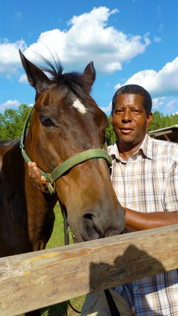 Trinity-rescue-mission-freedom-farm-man-and-horse